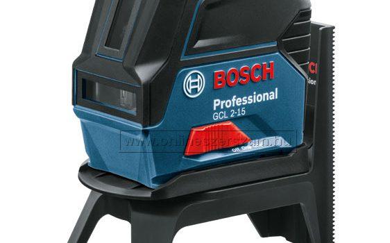 Bosch vonallézer